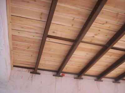 阁楼楼板施工方案的设计及造价构成浅谈图片